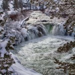 Steelhead Falls Winter 46