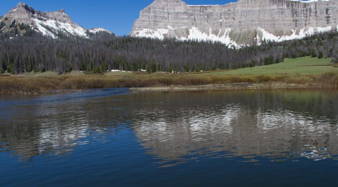 Brooks Lake – Wyoming