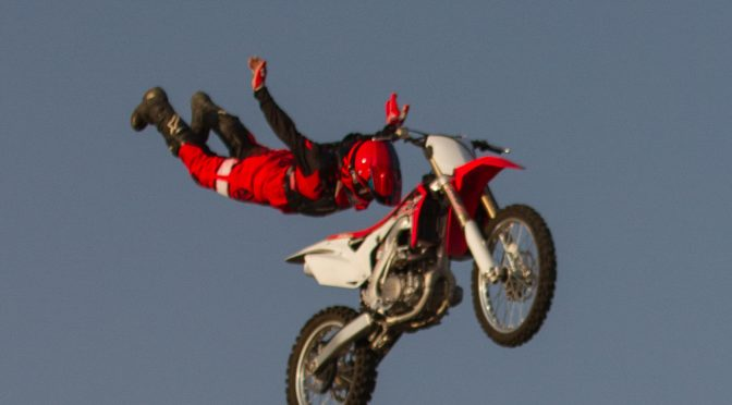 Metal Mulisha – Motorcycle Aerial Exhibition