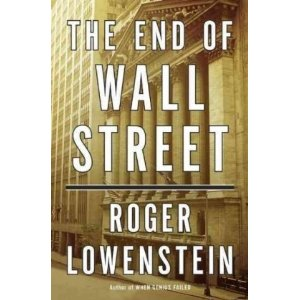 End of Wall Street AMZ