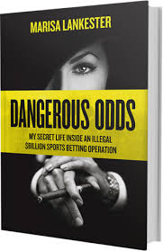 Dangerous Odds by Marisa Lankester – A Review by Bill Dahl