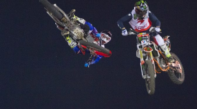 Nitro Circus – Motorcycle and Bicycle Aerial Exhibition