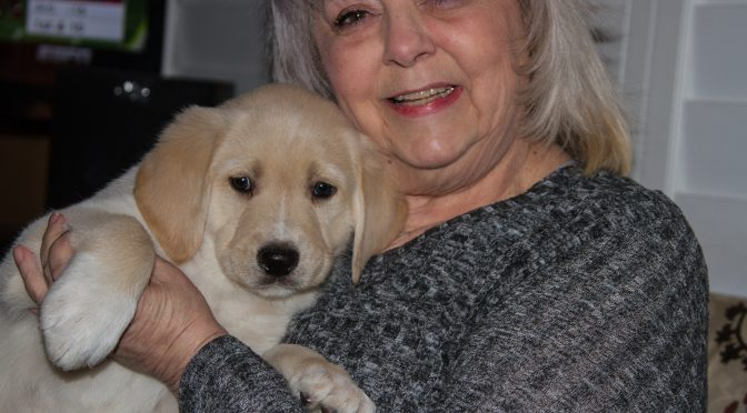 """Our Newest Family Member – """"RENO"""""""