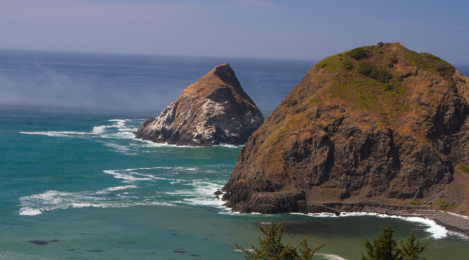 The Southern Oregon Coast