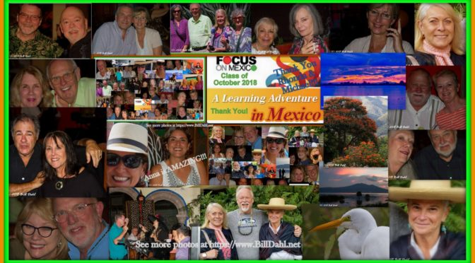 Focus on Mexico – A Learning Adventure