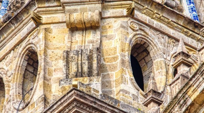 The Sacred Architecture of Central Mexico