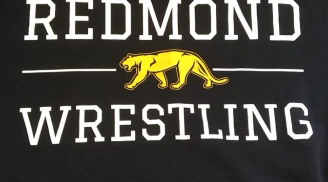 Redmond Panthers Wrestling 2019