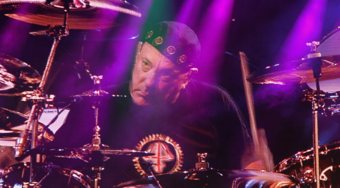 Neil Peart – In MEMORIAM – Images by Bill Dahl